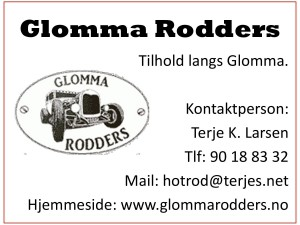 Glomma Rodders
