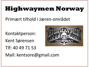Highwaymen Norway