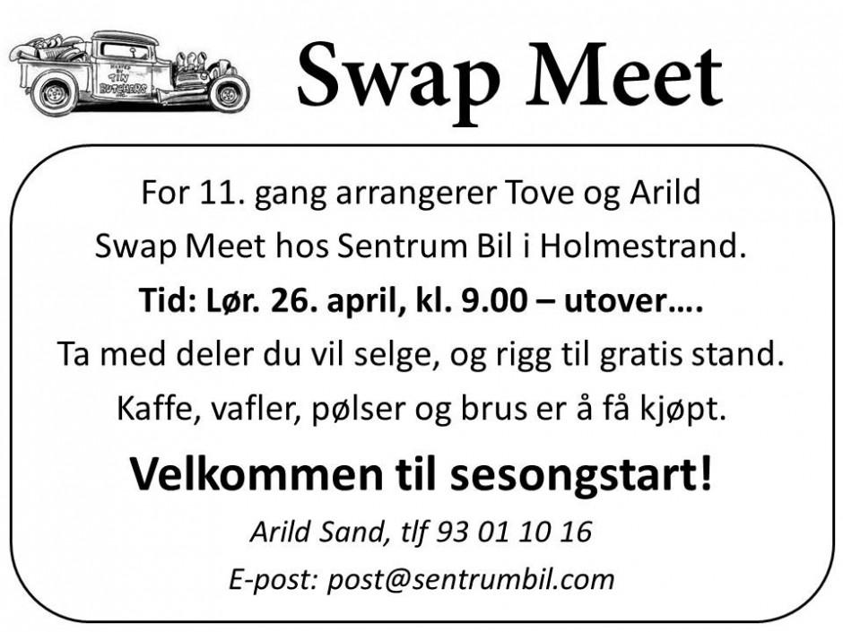 Swap Meet Holmestrand