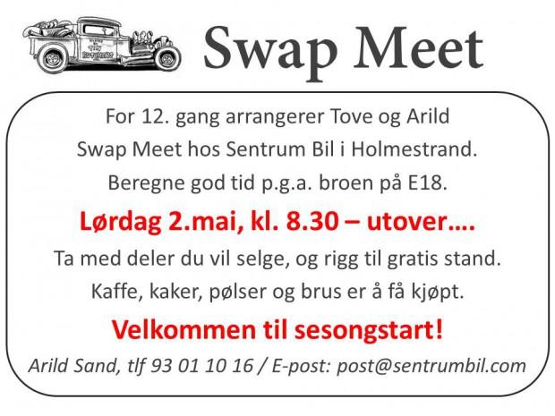 Swap Meet Holmestrand 2015 bilde