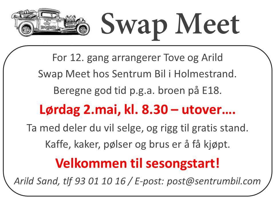 swap meet calendar 2015